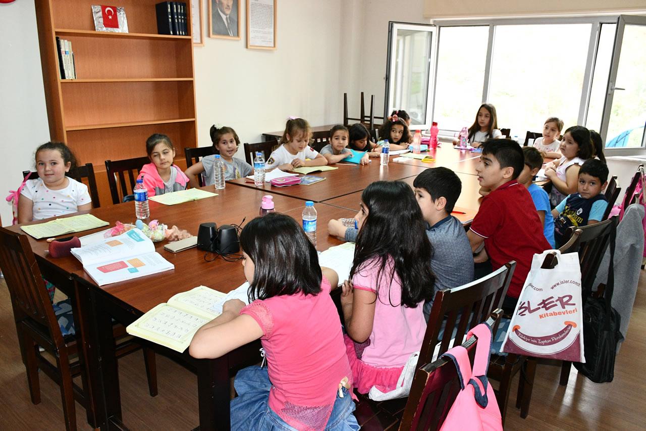 Karabük Belediyesi Yaz Kur´an Kursları Başladı