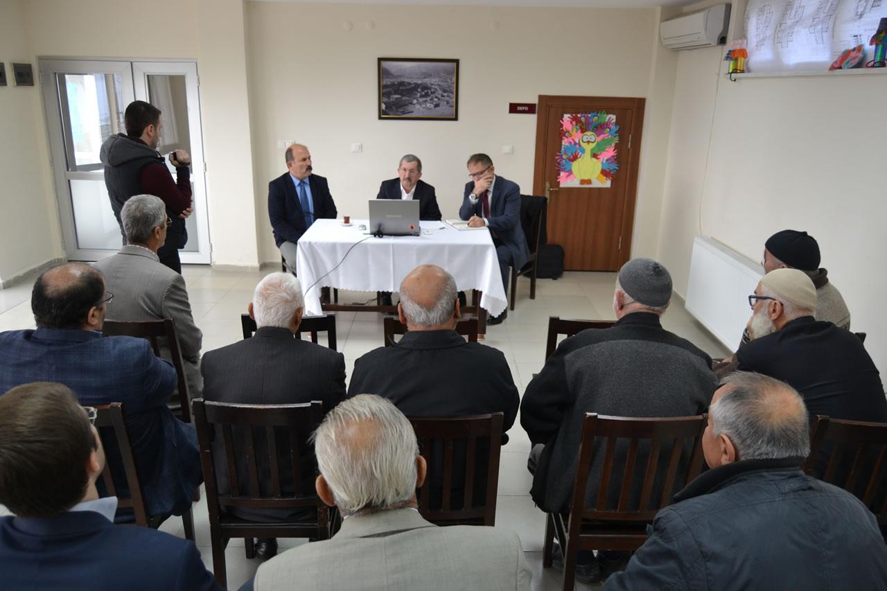 Gezici Başkanlık Ofisi Kurtuluş Mahallesine Kuruldu