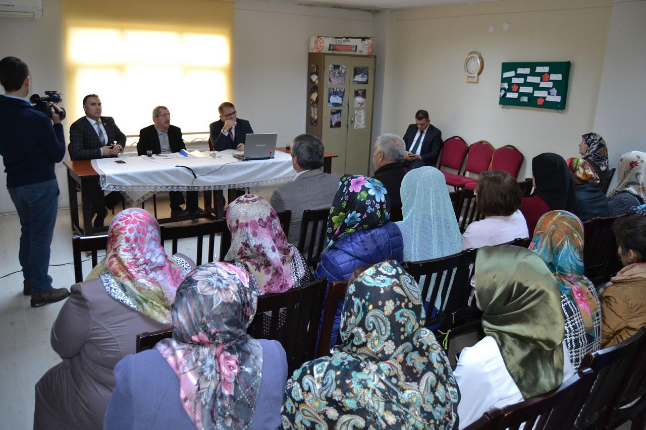 Gezici Başkanlık Ofisi Uygulaması Şirinevler Mahallesi ile Devam Etti