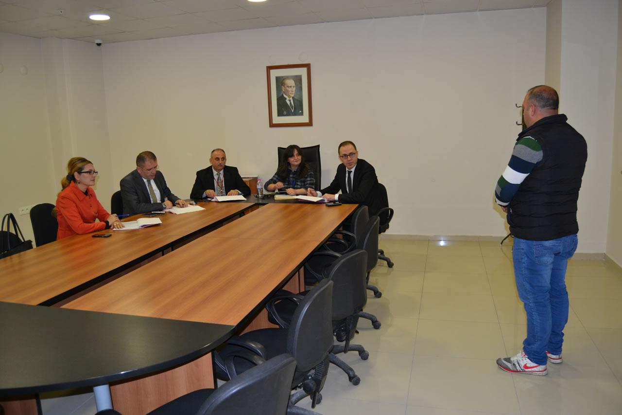 Karabük Belediyesi Taşeron İşçilerinin Sınav Heyecanı