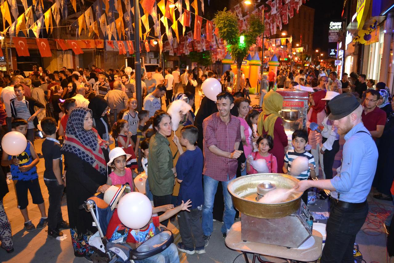 Ramazan Eğlenceleri Son Buldu