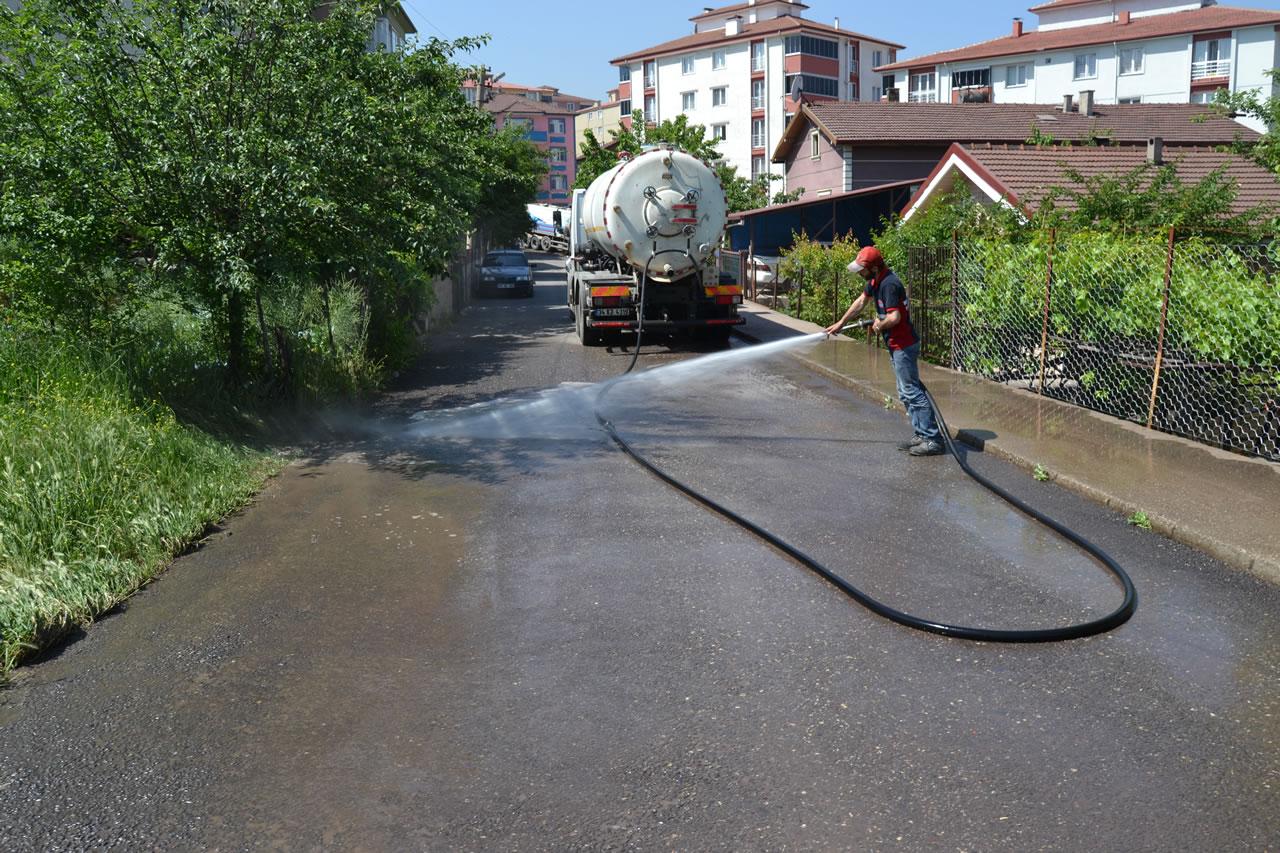 Karabük Belediyesi Pırıl Pırıl Bir Karabük İçin Görev Başında