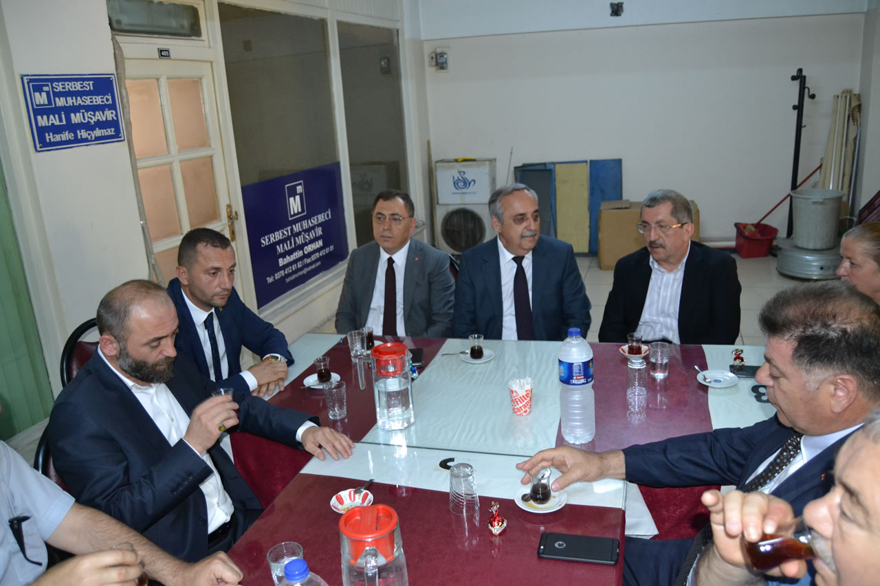 Başkan Vergili Kastamonulular Derneği Toplu Bayramlaşma Törenine Katıldı