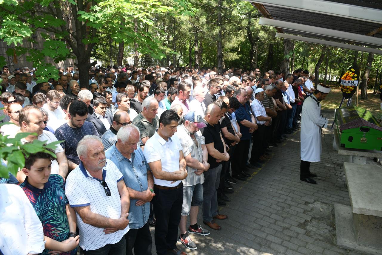 Karabük Belediyesi Su ve Kanalizasyon İşleri Müdürü Halit Karatepe´nin Acı Günü