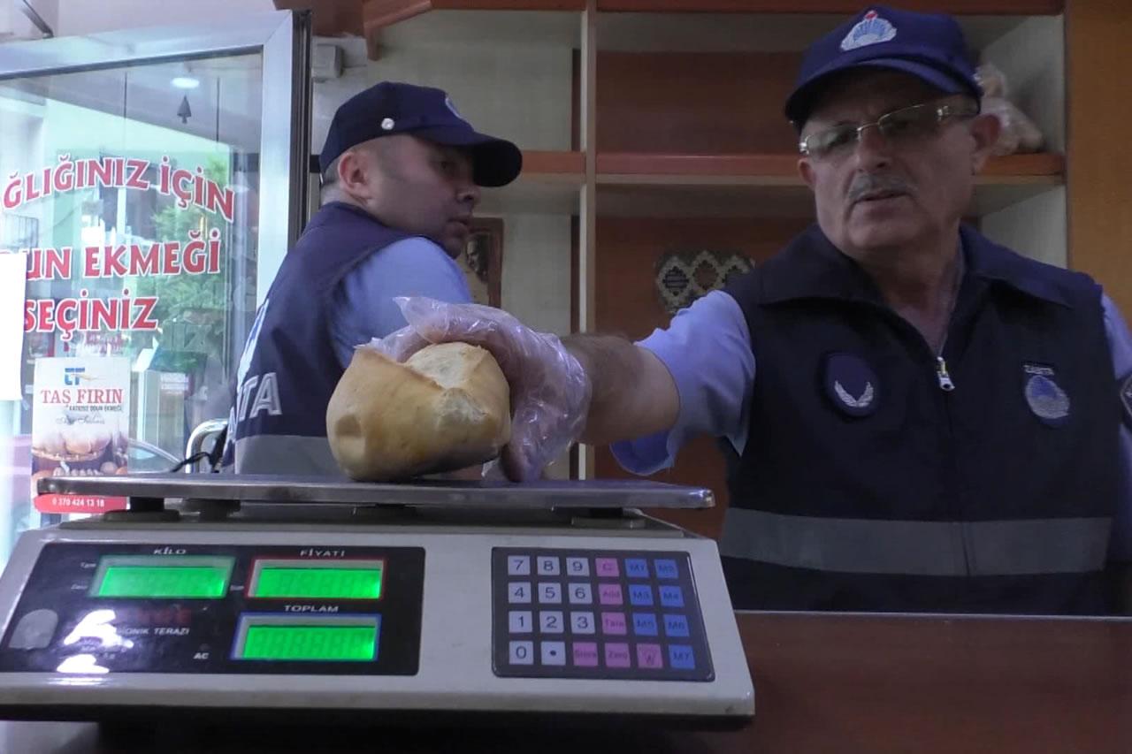Karabük Belediyesi'nden Ekmek Fırınlarına Denetim