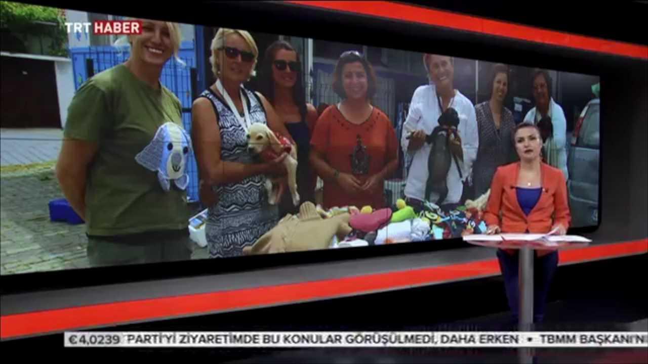 Kosovalı Kadınlara Türk El Sanatları Eğitimi Projesi TRT Haber´de
