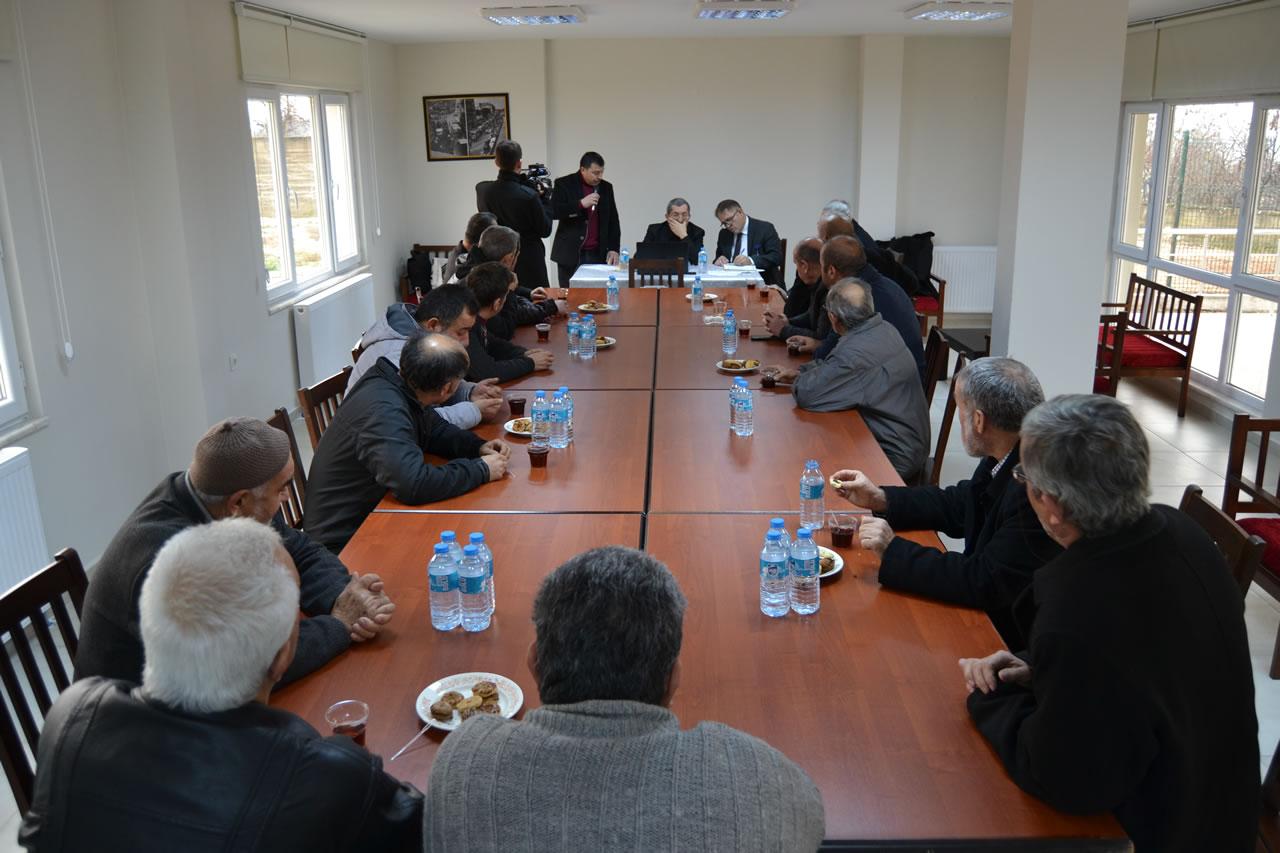 Gezici Başkanlık Ofisi Uygulaması Kapullu Mahallesi ile Devam Etti