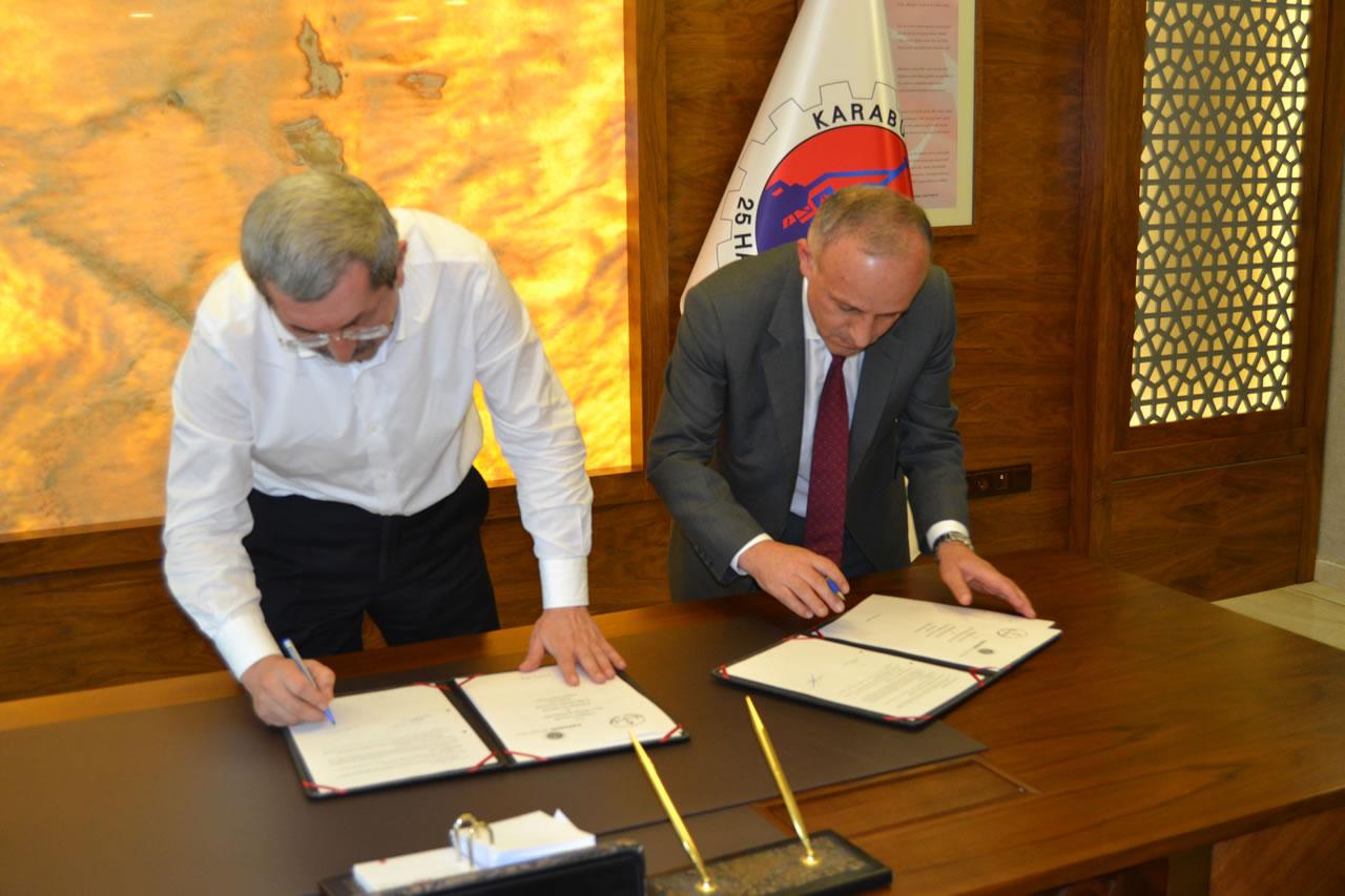 Karabük Belediyesi ve İl Milli Eğitim Müdürlüğü Arasında İş Birliği Protokolü İmzalandı