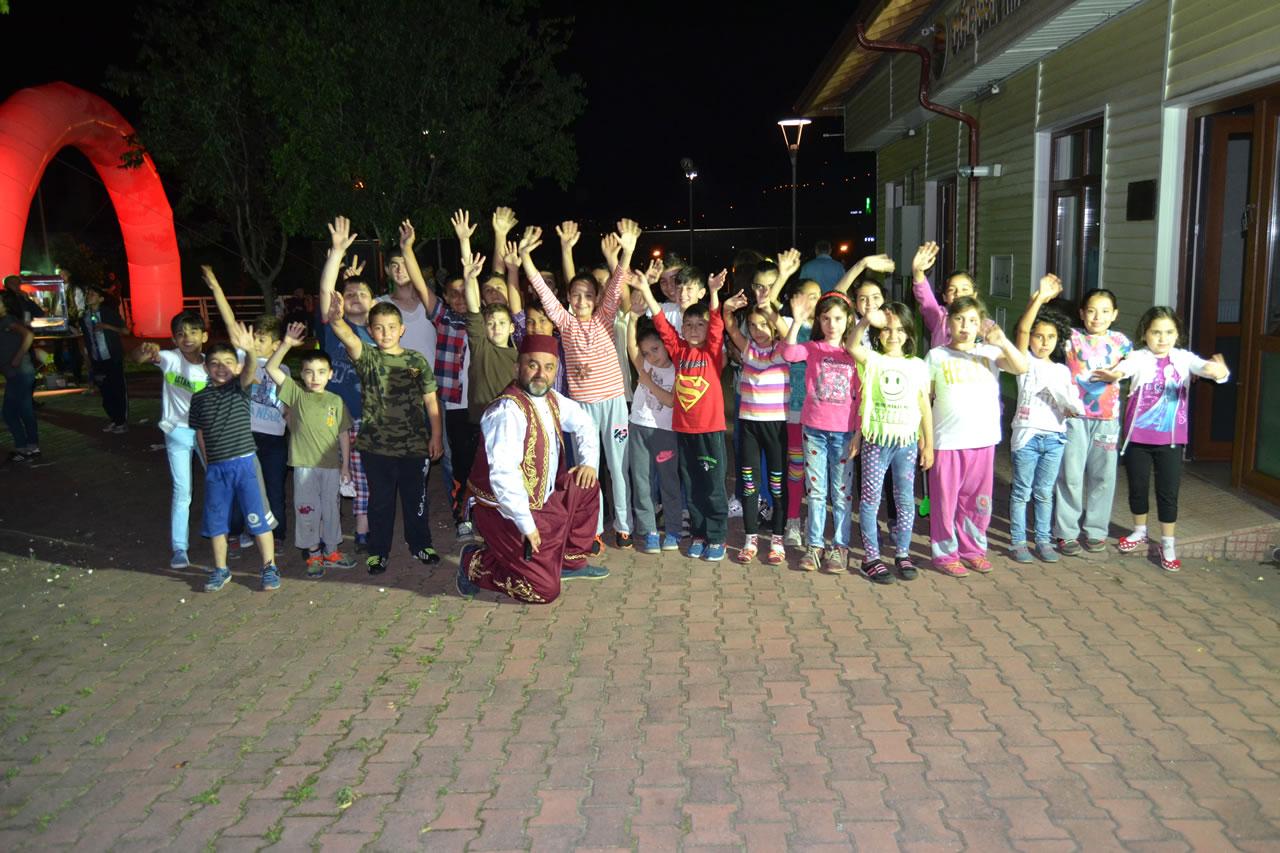 Ramazan Etkinliği Öğlebeli Mahallesinde Devam Etti