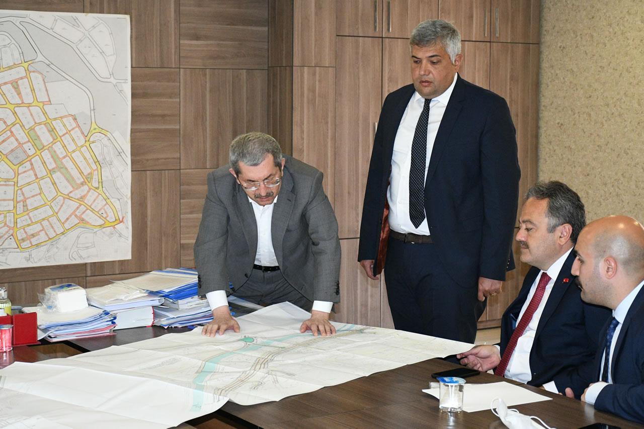 Asırlık Projeler Masaya Yatırıldı
