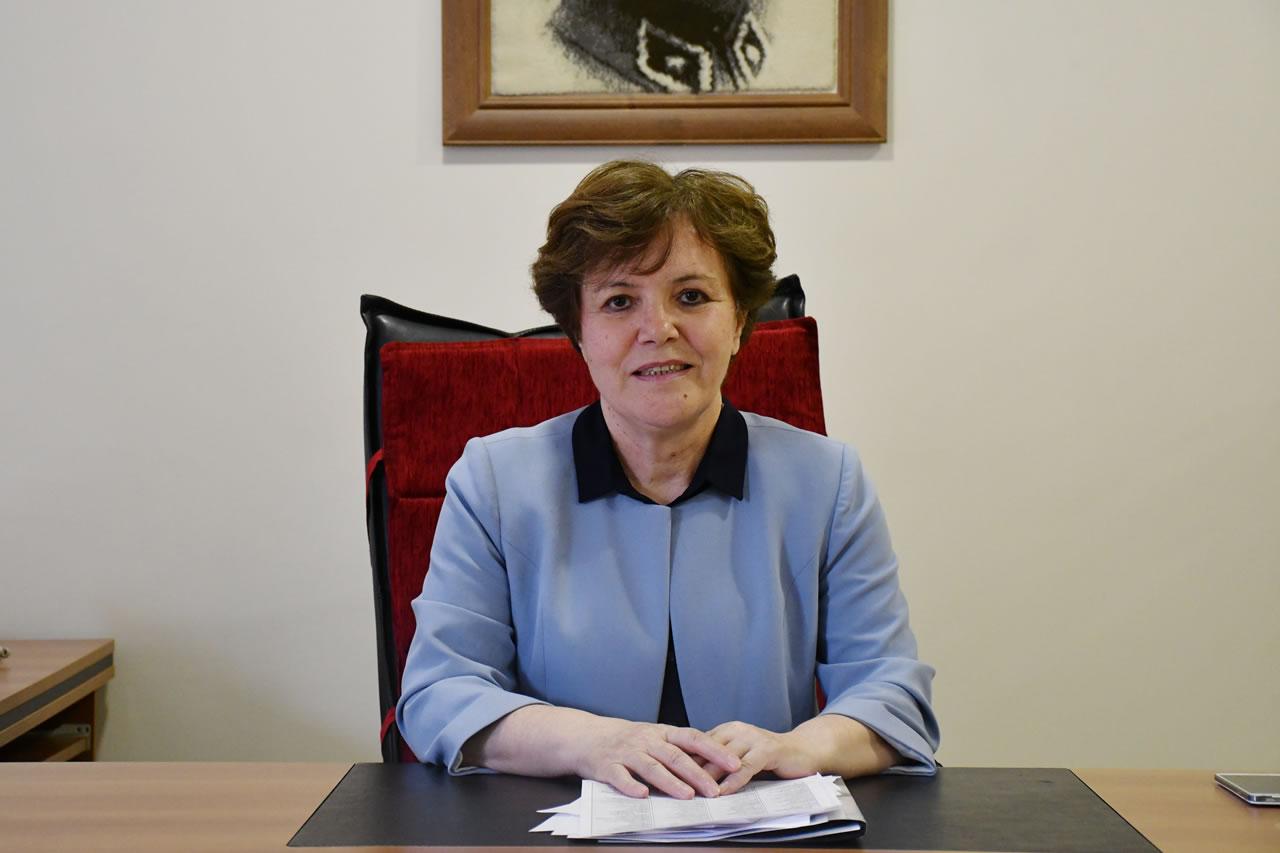 Karabük Belediye Başkan Yardımcılığına MHP'li Belediye Meclis Üyesi Seher Berker Atandı