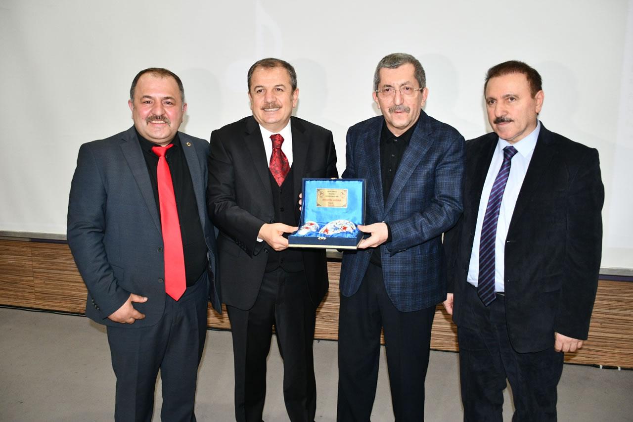 Berberler ve Kuaförlerden Başkan Vergili'ye Teşekkür