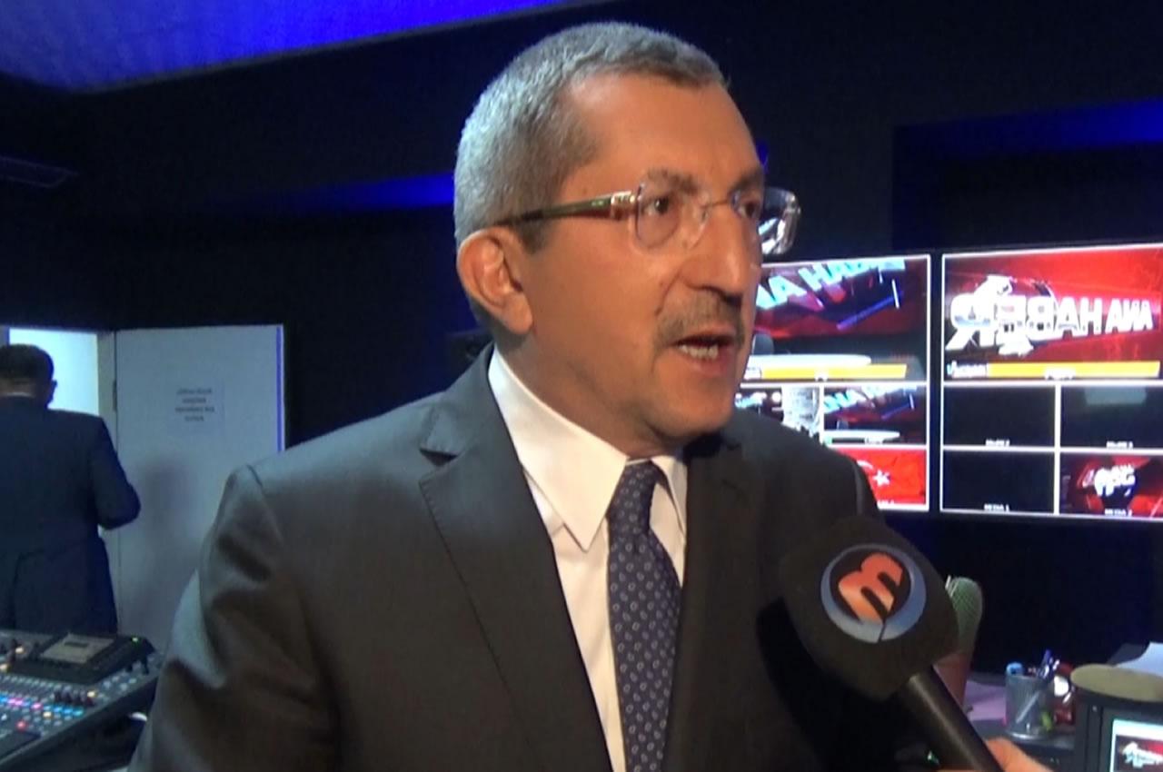 Başkan Vergili Bolu Merkez TV'yi Ziyaret Etti