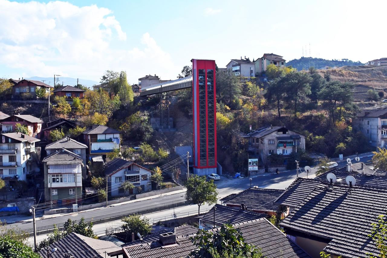 Karabük Mahallesi Kule Asansör Hizmete Açılıyor