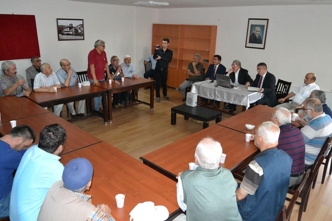 Gezici Başkanlık Ofisi 5000 Evler Bahçelievler Mahallesine Kuruldu