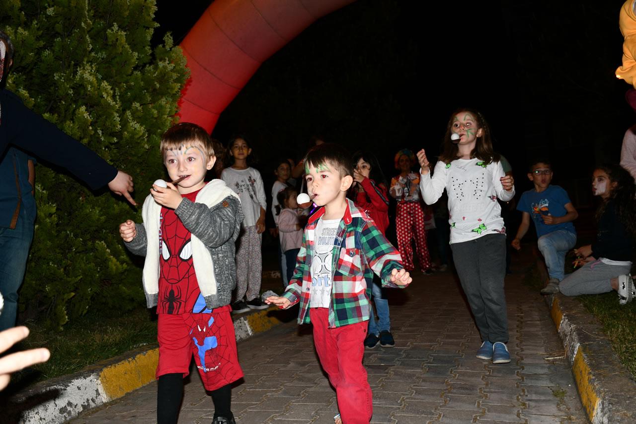 Ramazan Eğlenceleri 100. Yıl Mahallesi ile Devam Etti