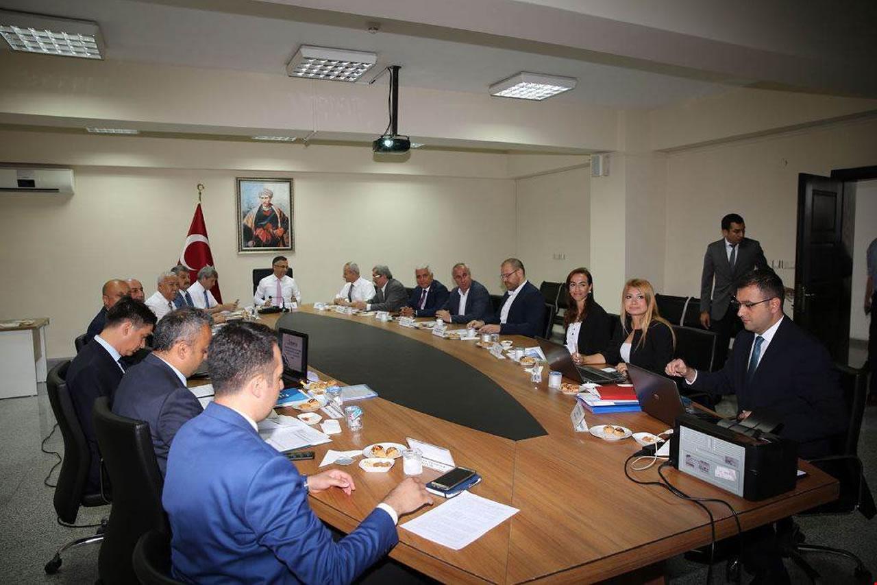 BAKKA Temmuz Ayı Yönetim Kurulu Toplantısı Yapıldı
