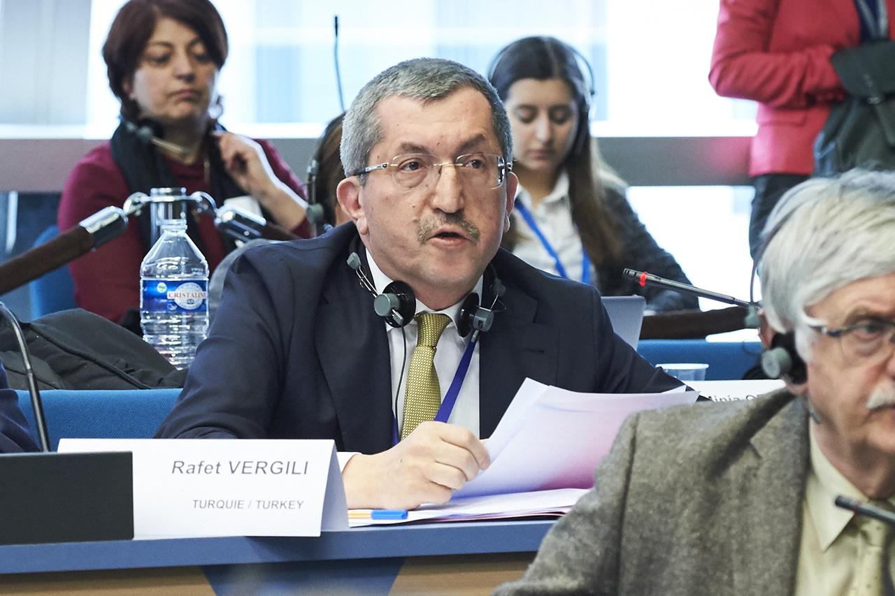 Başkan Vergili, Avrupa Konseyinde Konuşan PKK´lı Cizre Belediye Başkanı Leyla İmret´e Cevap Verdi