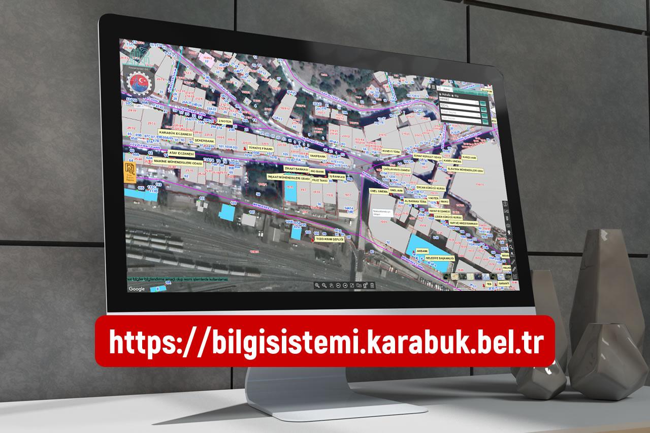 Karabük Belediyesinden Bilgi Sistemi Projesi