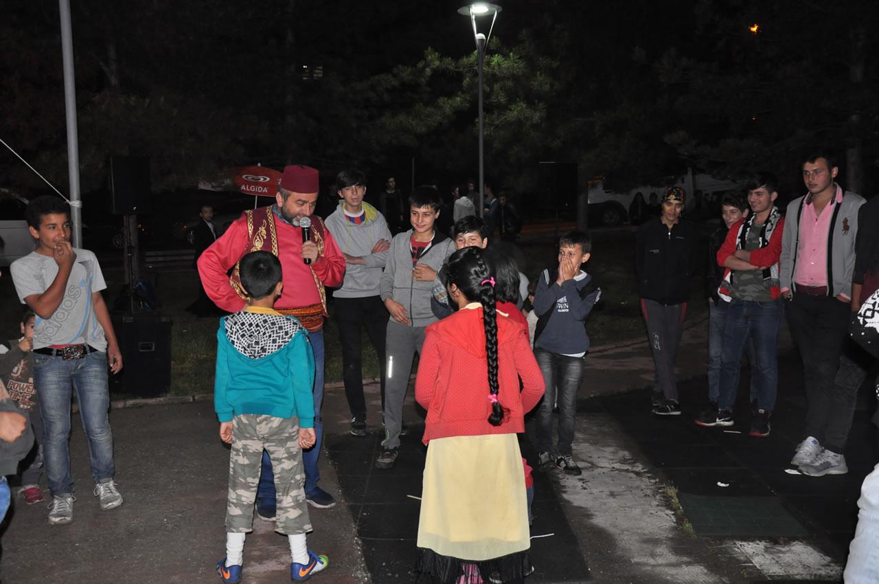 Ramazan Etkinliği Atatürk Mahallesinde Devam Etti