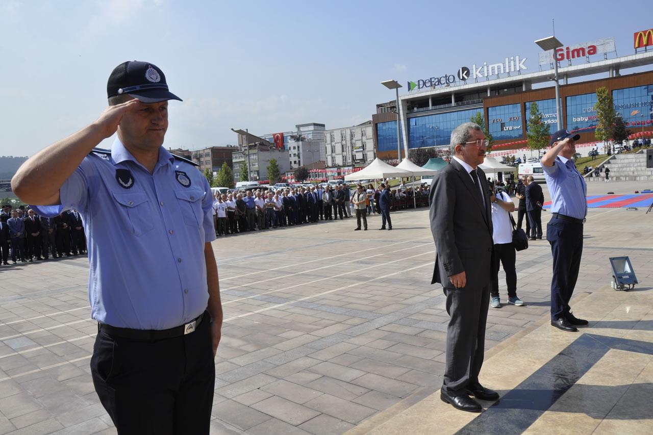 Karabük'te 30 Ağustos Zafer Bayramı´nın 96. Yıl Dönümü Kutlandı