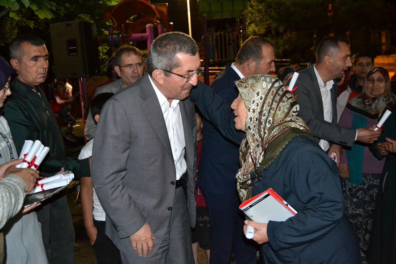 Ramazan Etkinliği Yeni Mahalle ile Devam Etti