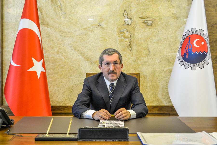 """Başkan Vergili: """"Türk Polis Teşkilatı Ülkemiz ve Milletimiz İçin Huzurun ve Güvenin Teminatıdır"""""""