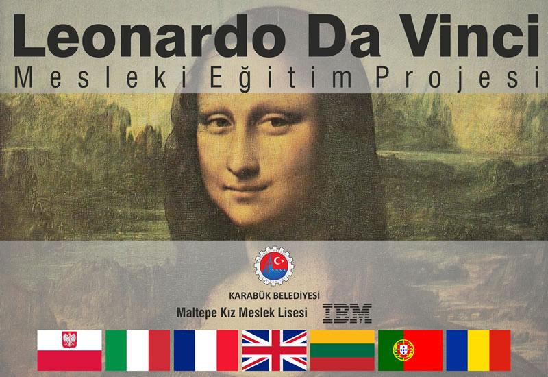 Leonardo Da Vinci Mesleki Eğitim Projesi