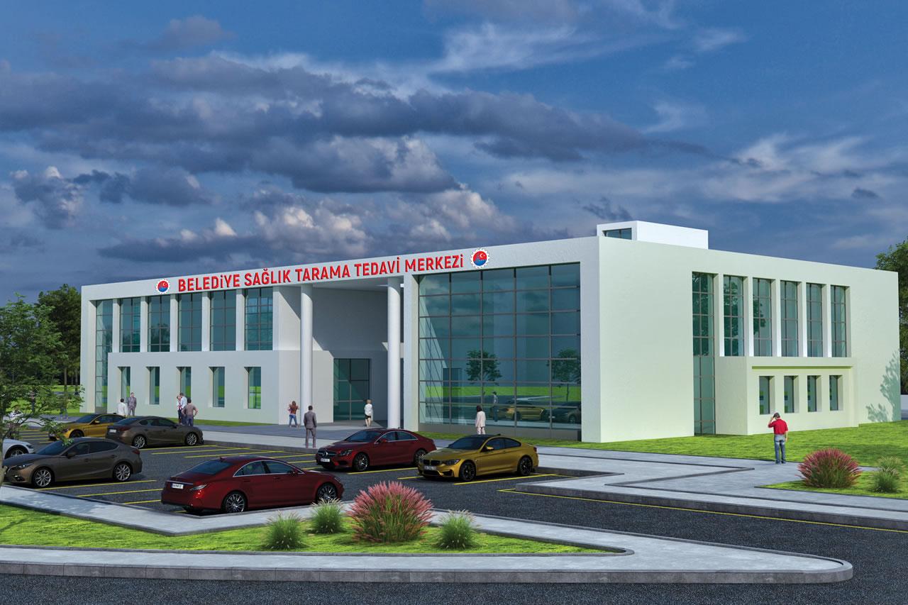 Belediye Sağlık Tarama Tedavi Merkezi Projesi