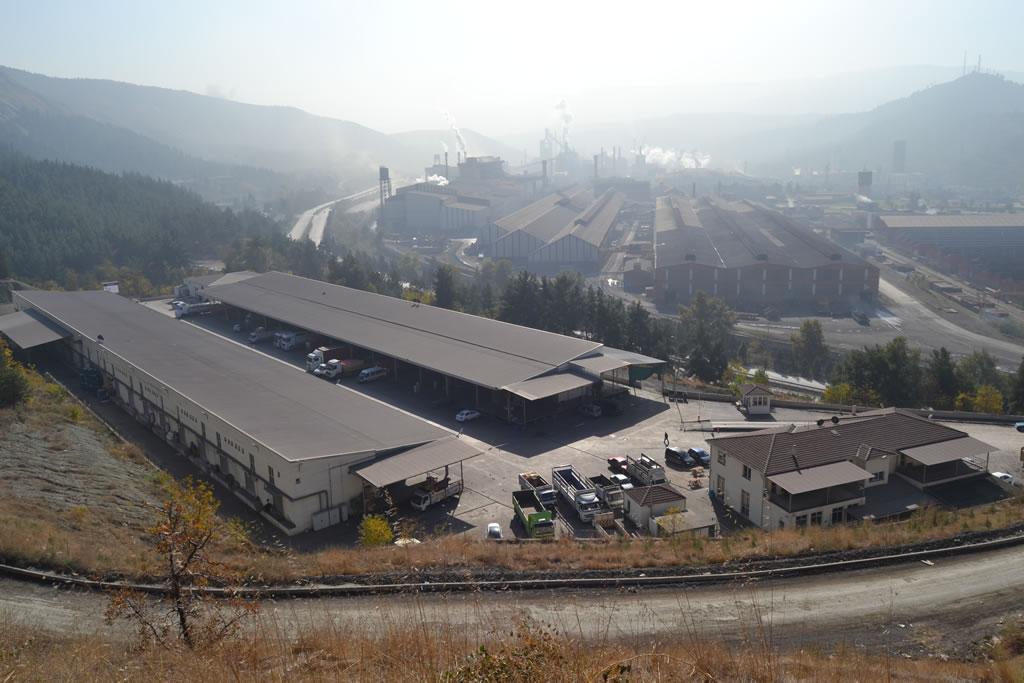 Sebze Meyve Hali (28 Ağustos 2013'te Hizmete Açıldı)