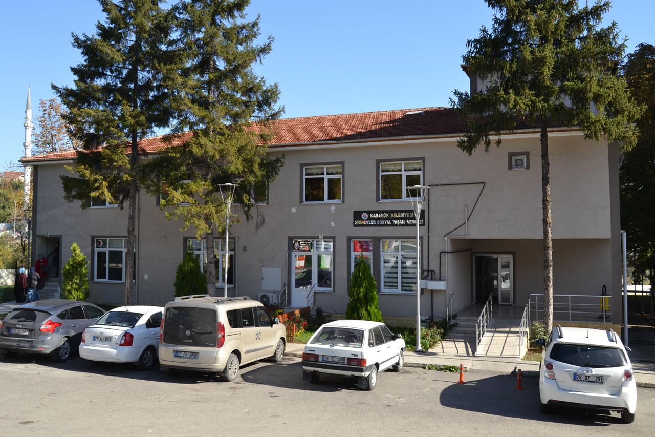 Şirinevler Mahallesi Sosyal Yaşam Merkezi