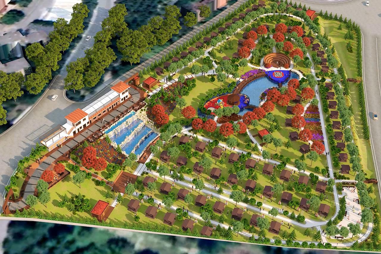 Karabük Şehir Parkı Projesi