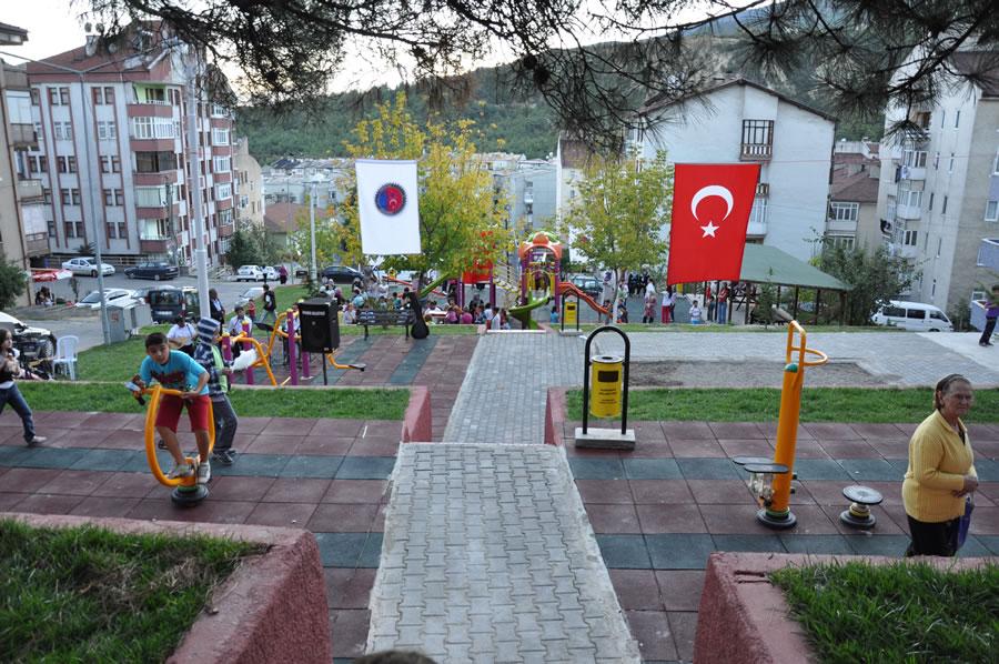 Kademeli Park (Şirinevler Mahallesi)