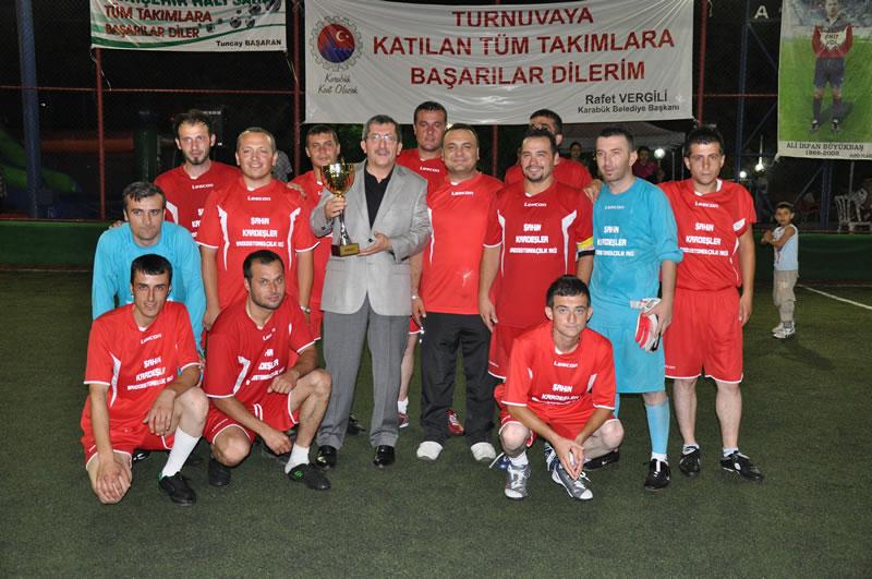Ali İrfan Büyükbaş Futbol Turnuvası 2010