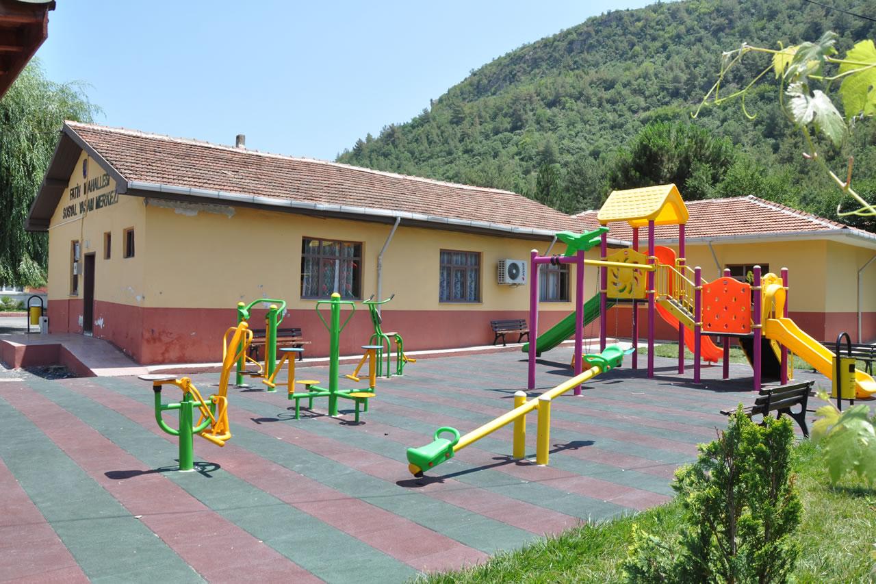 Fatih Mahallesi Sosyal Yaşam Merkezi