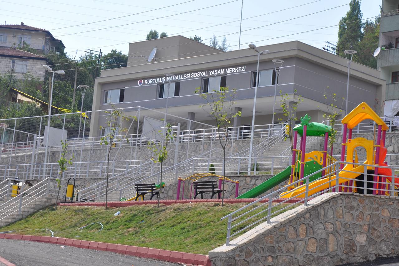 Kurtuluş Mahallesi Sosyal Yaşam Merkezi