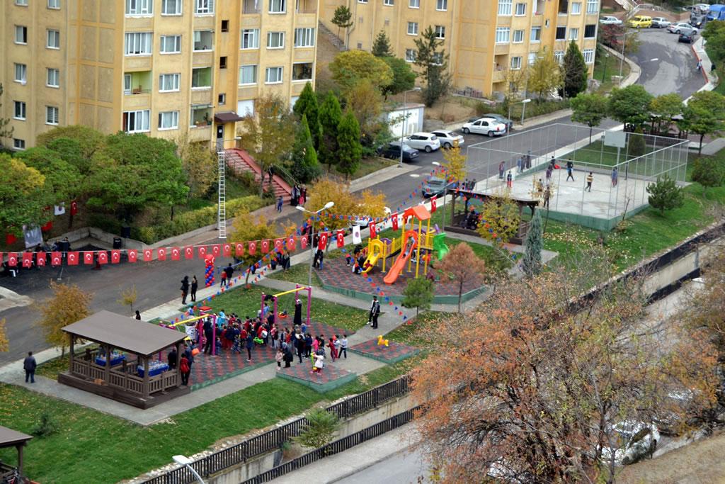 Cevizkent TOKİ Parkı (Kartaltepe Mahallesi)