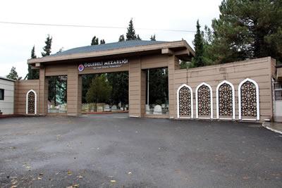 Mezarlıklarımıza Anıtsal Giriş Kapı Yapımı Projesi