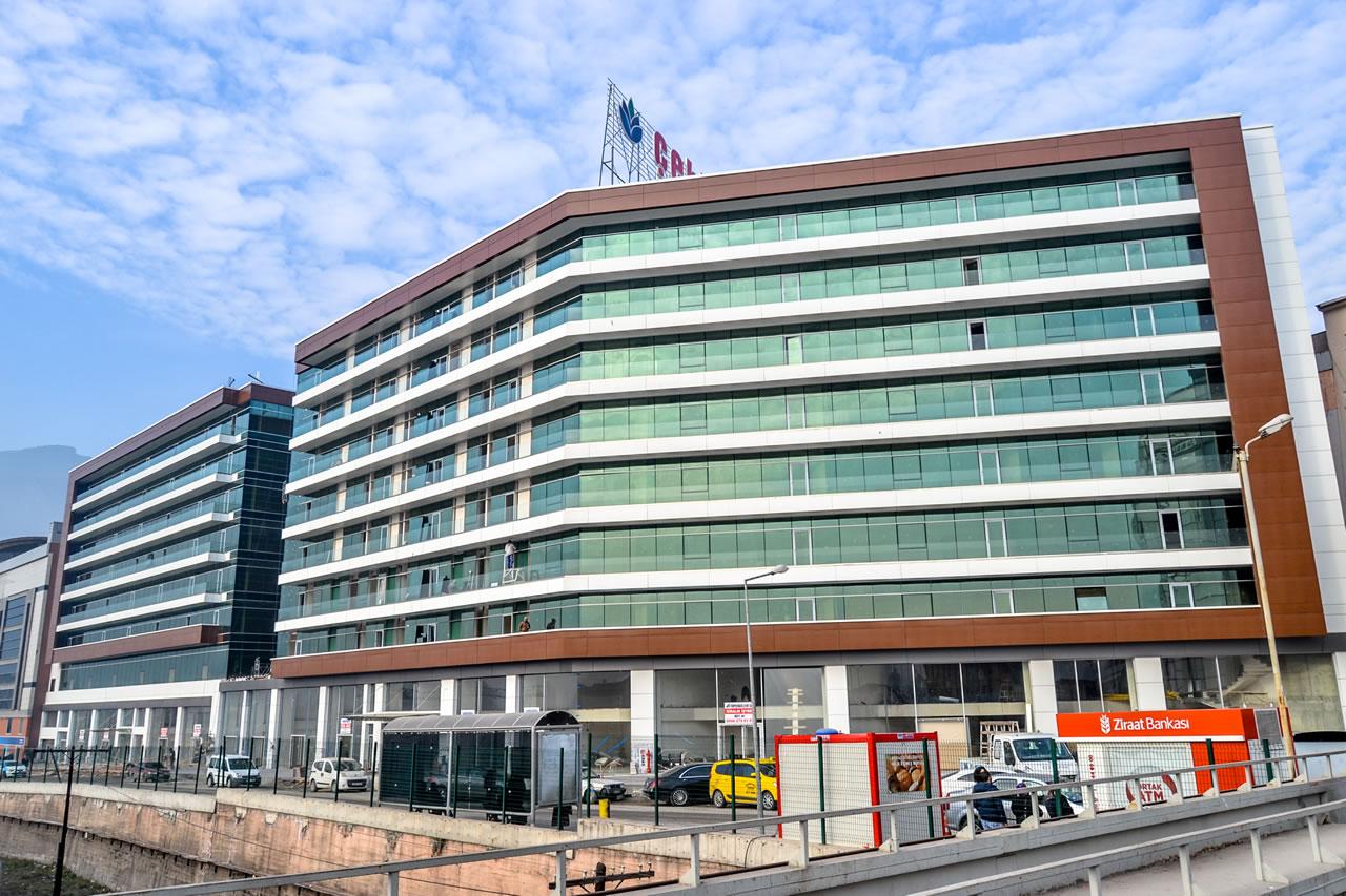Karabük Belediyesi Yeni Hizmet Binası Projesi