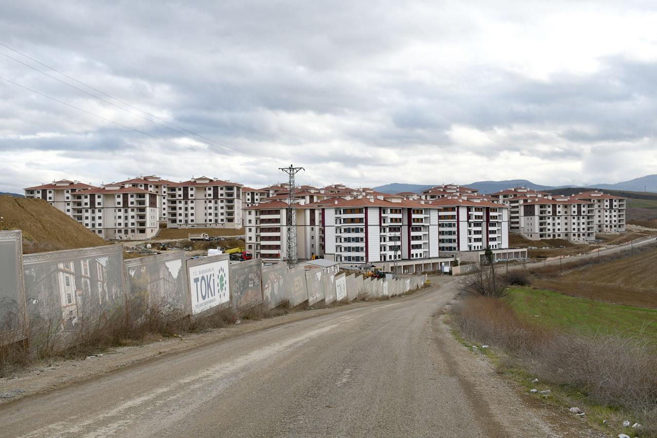 Emekli Evleri Projesi (TOKİ) Yer Tahsisi