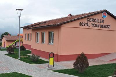 Çerçiler Mahallesi Sosyal Yaşam Merkezi