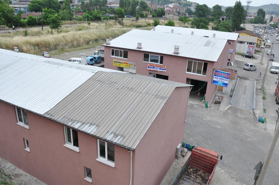 Odun - Kömür Satış Yazıhaneleri