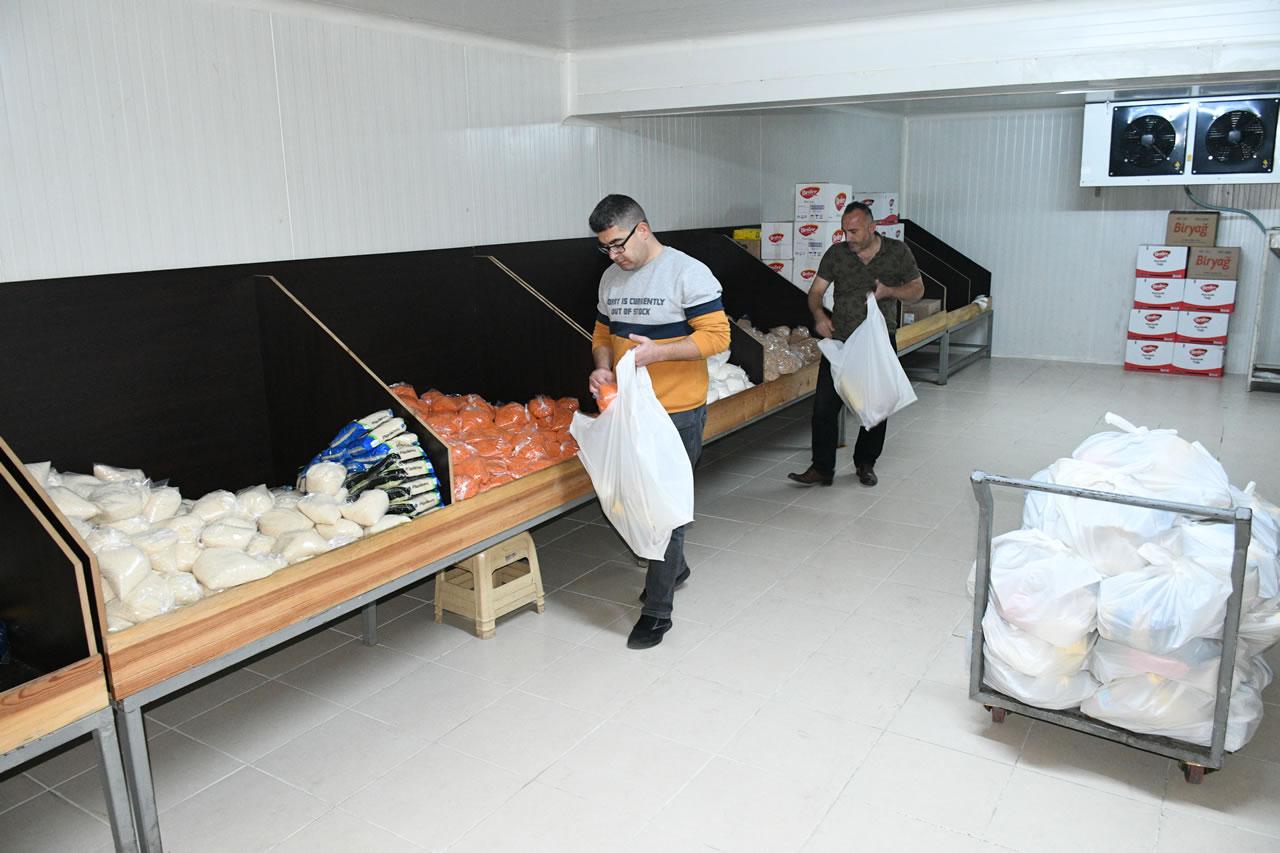 Gıda Yardımları