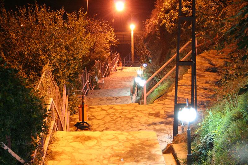 Kayabaşı Merdivenleri