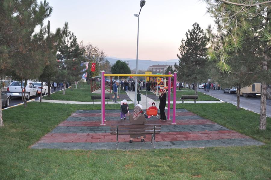 5000 Evler 75. Yıl Mahallesi Doğantepe Parkı