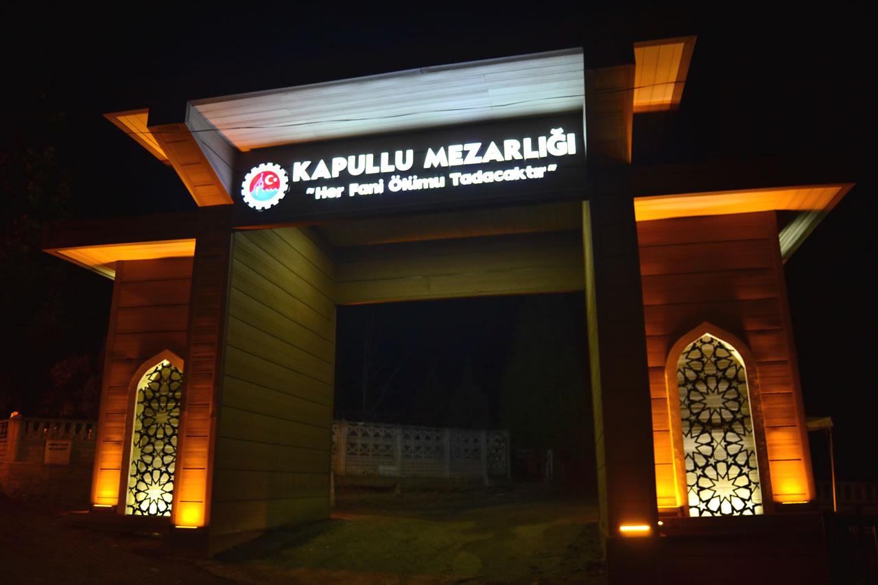 Kapullu Mezarlığı