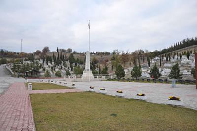 5000 Evler Mezarlığı