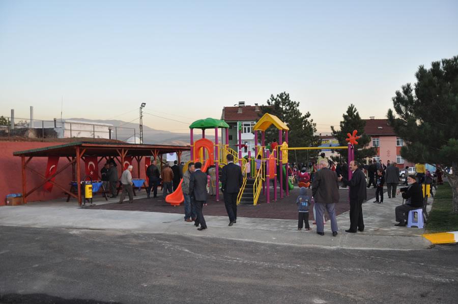 Mescid-i Aksa Parkı (Esentepe Mahallesi)