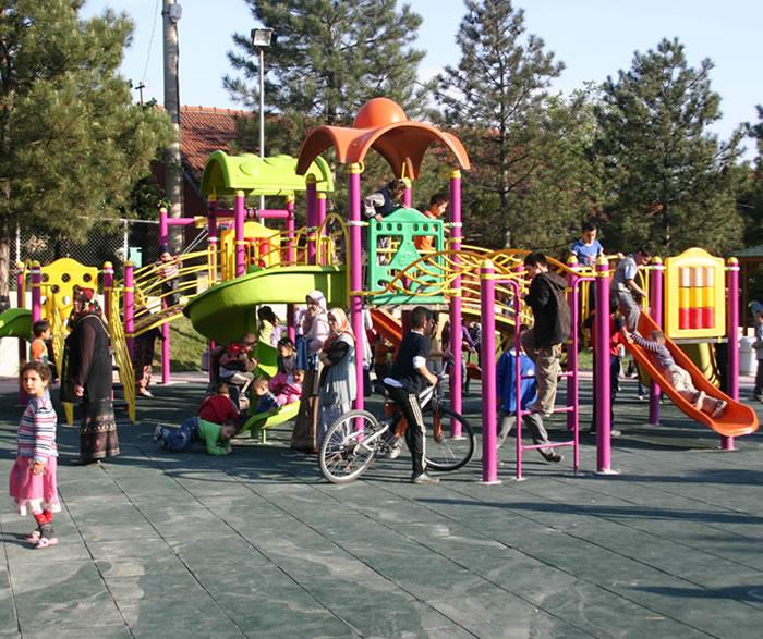 Muammer Şanlı Parkı (Atatürk Mahallesi)