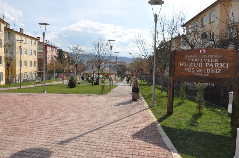 Huzur Park (5000 Evler Mahallesi)